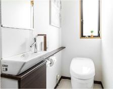 トイレ 施工事例 1