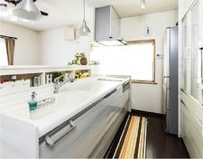 キッチン 施工事例 1