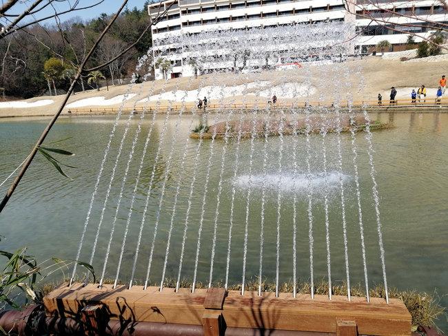 水のトンネル ネスタリゾート神戸3