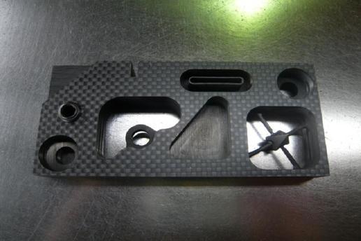 CFRP(t15.0) 切削加工品1