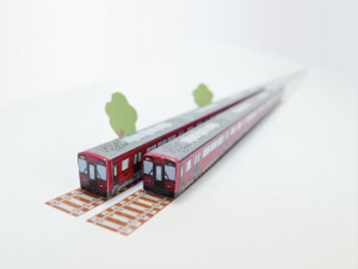 L-79 南海電車「真田赤備え列車」