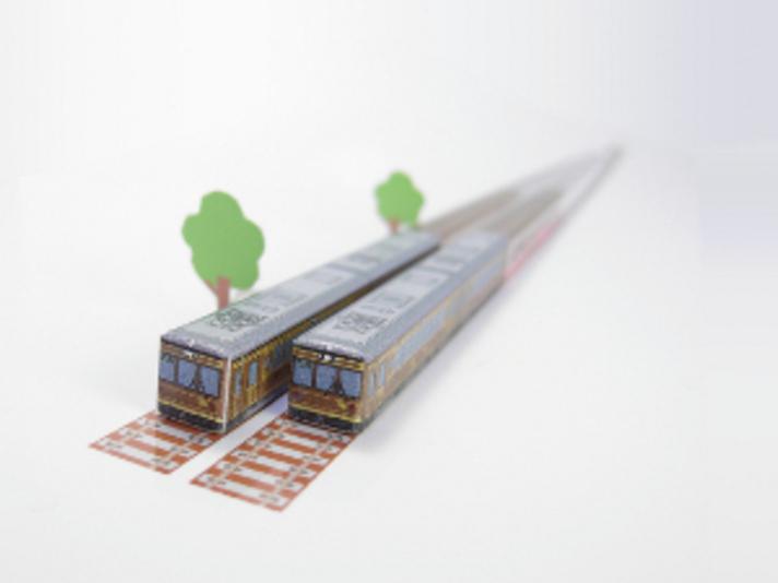 L-59 京福電鉄 嵐電レトロ