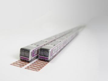 L-39 大阪市営地下鉄谷町線