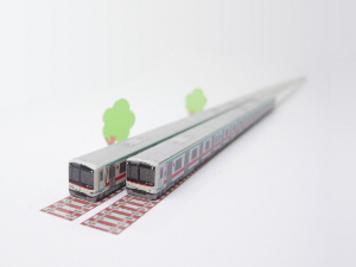 L-24 東急電車5000系
