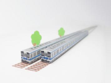 L-16 東武鉄道8000系