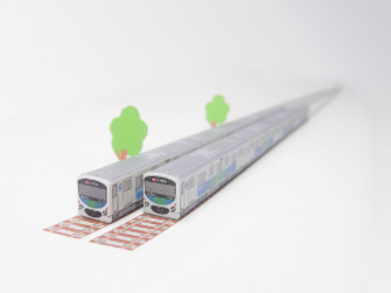 L-15 西武鉄道30000系