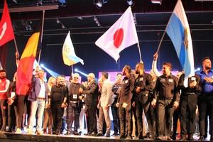 2017世界大会 開会式