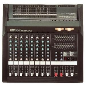 パワードミキサー8ch 250W