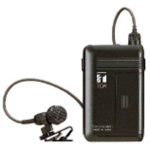 タイピンマイク800MHz TOA(WM-1300)