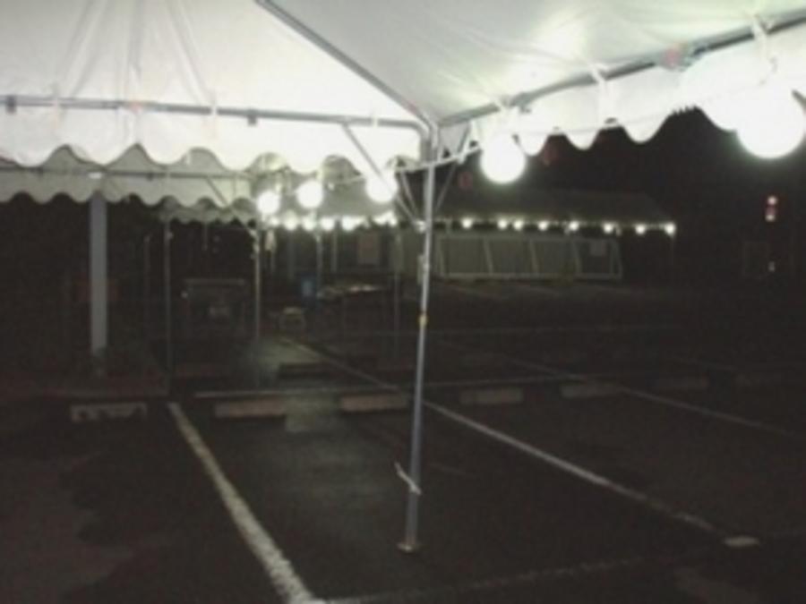 テント用 6連ライト2