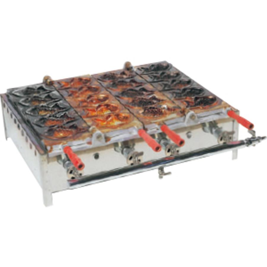 たい焼器(LPガス用) 1