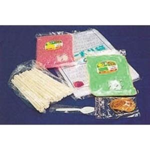 【販売商品】綿菓子100食セット(ピンク・グリーン)