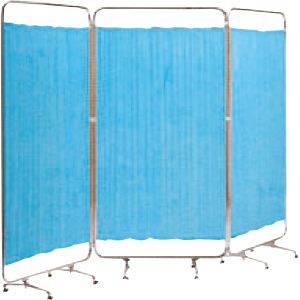 クロススクリーン(3連)ブルー