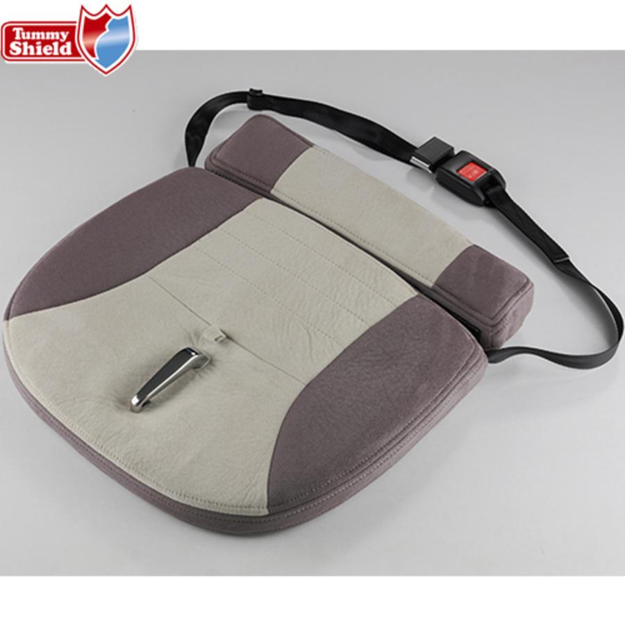 マタニティシートベルト装着補助具 『タミーシールド』1