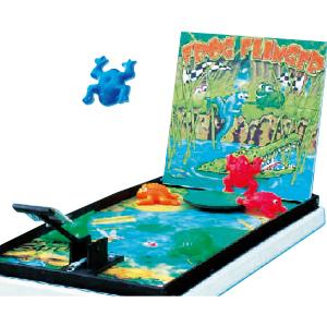 カーニバルテーブルゲーム フロッグジャンプ