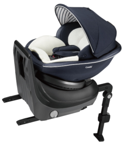 ISOFIX対応 クルムーヴ スマート(乳幼児兼用チャイルドシート)