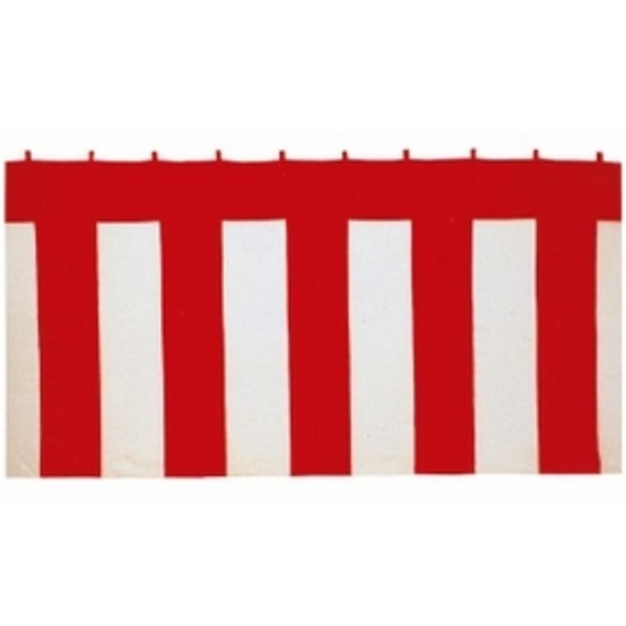 紅白幕(180×900cm)1