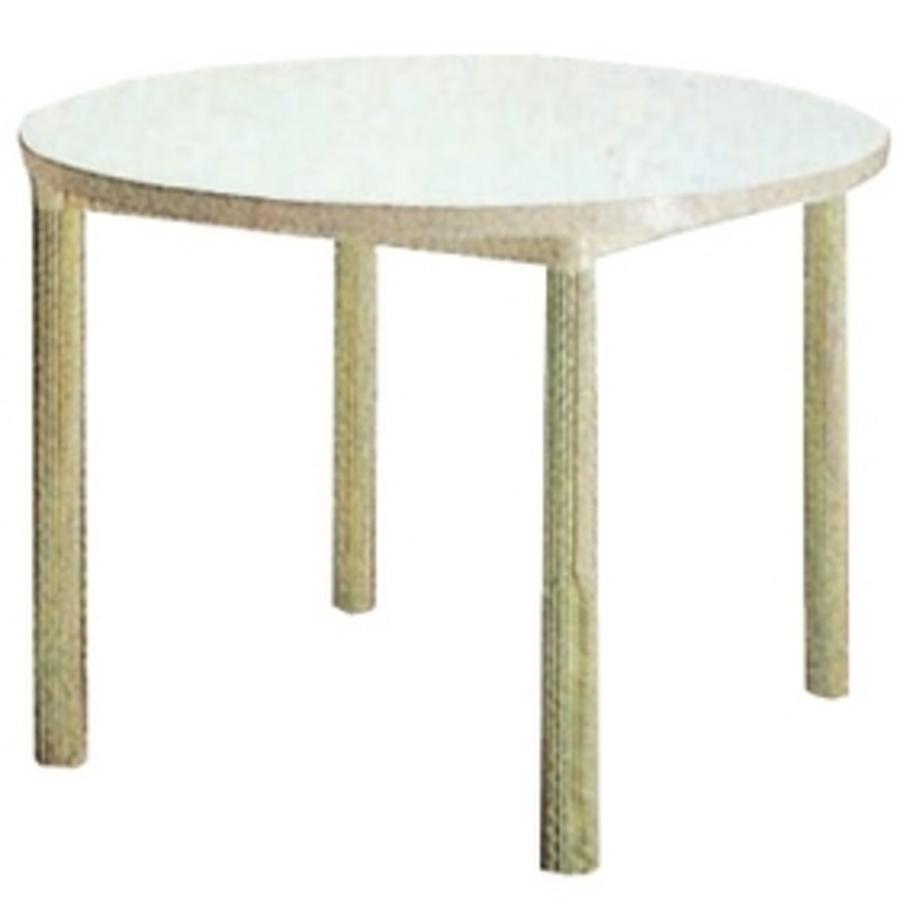 ガーデンテーブル (プラスチック)1