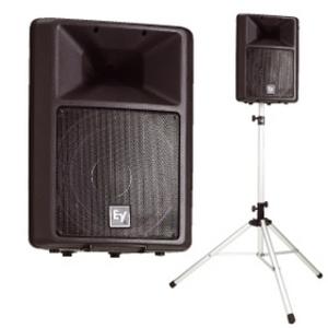 サウンドスピーカー エレクトロボイス(Sx300)