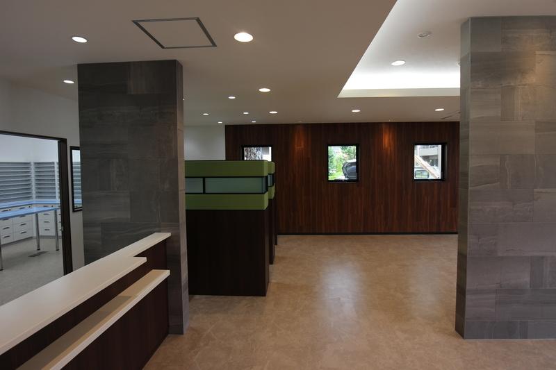 プラザ薬局桜ケ丘店新築工事