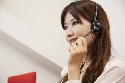 コール受信スタッフ☆充実の研修があるので安心!