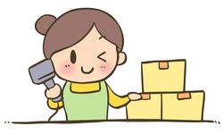アパレル商品のピッキング★週1日~OK!!