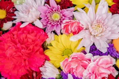 [派] *お花*のシール貼り★WEB登録OK