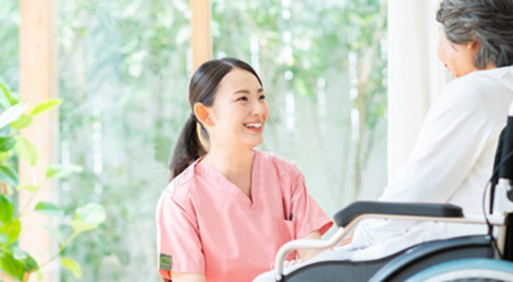 【加古郡】作業療法士資格をお持ちの方!介護老人保健施設での個別機能訓練業務です(正社員)/年間休日113日!経験により優遇♪