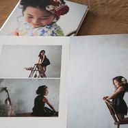 オリジナルフォトアルバム (ボックス・B5×12P)