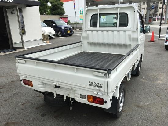 ダイハツ ハイゼットトラック(5MT)