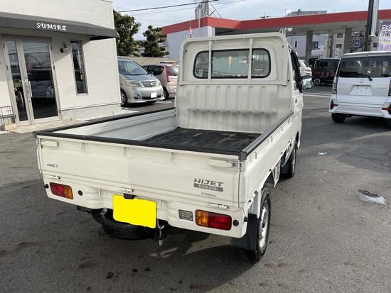 ダイハツ ハイゼットトラック エアコンパワステスペシャル 4WD