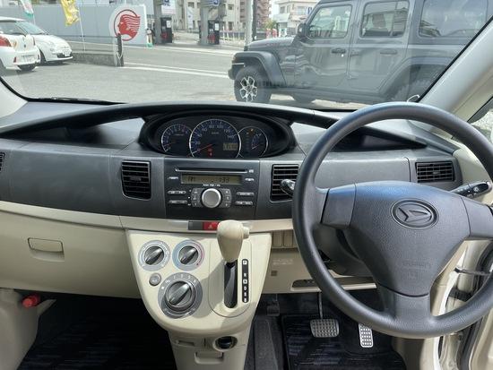 ダイハツ MOVE X スペシャル 4WD