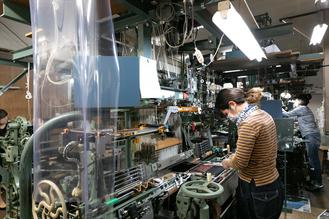 「DESIGN WEEK KYOTO2019」にて工場を公開します2