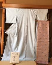浅田真央さんの京都きもの修行 織と繍 「きものSalon 2020  春夏号」2