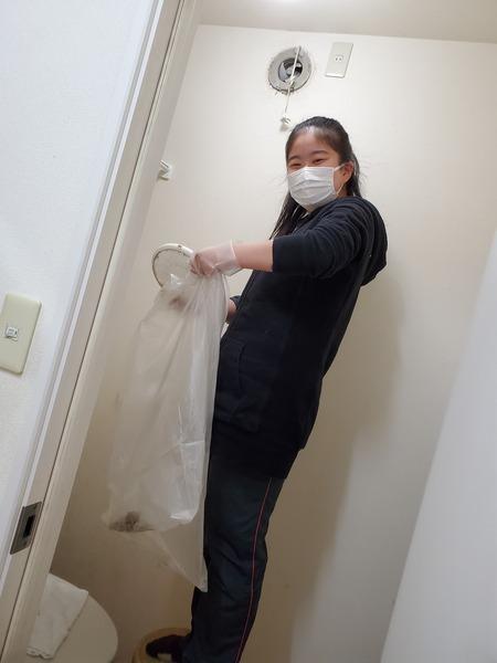 大掃除2日目 ~トイレ編②~