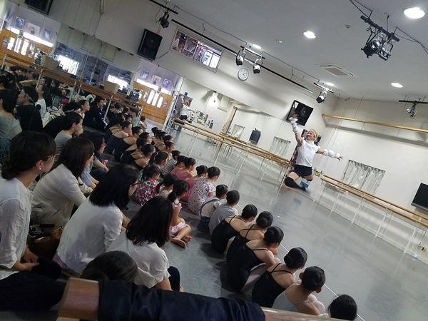 レ・プティ・リアン 公開ゲネプロ