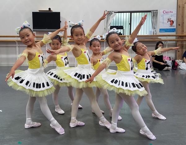 子供は踊りの天才♪