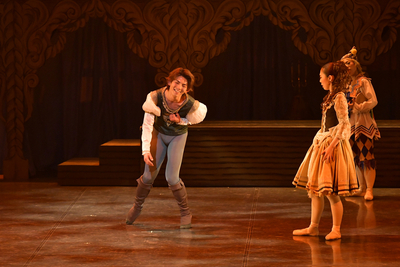 ロミオとジュリエット【全幕】 マキューシオ サイズ:L×1 ¥8,000- ブーツとタイツもあります。 ベンボーリオとデザイン違い