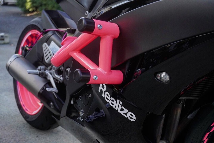 YZF-R6 PINK