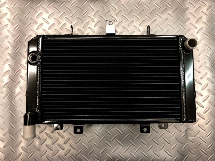 ZRX1100 ラジエーター       サテンブラック           参考価格¥28000~