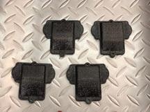 TMRキャブレタートップキャップ  結晶塗装ブラック          参考価格¥2500~/1個