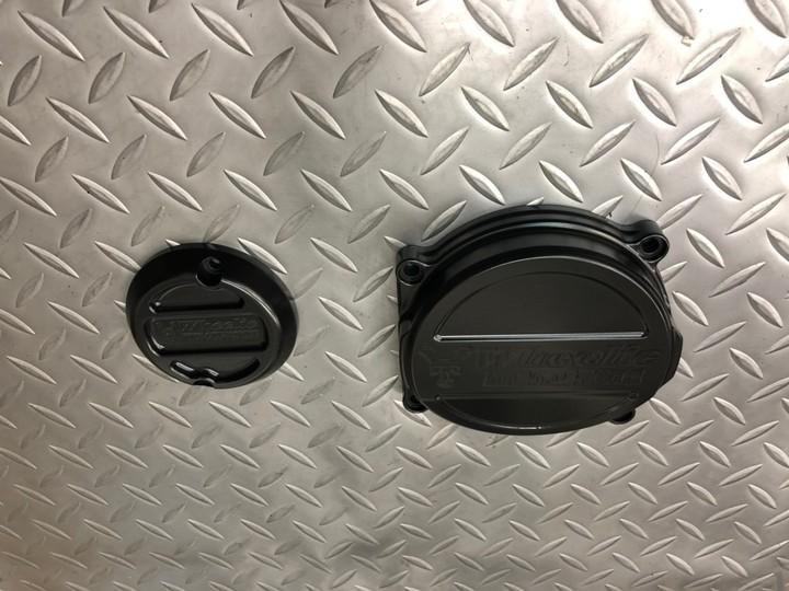 XJR 社外ポイントカバー      グラファイトブラック             参考価格¥10600~/大6800/小3800