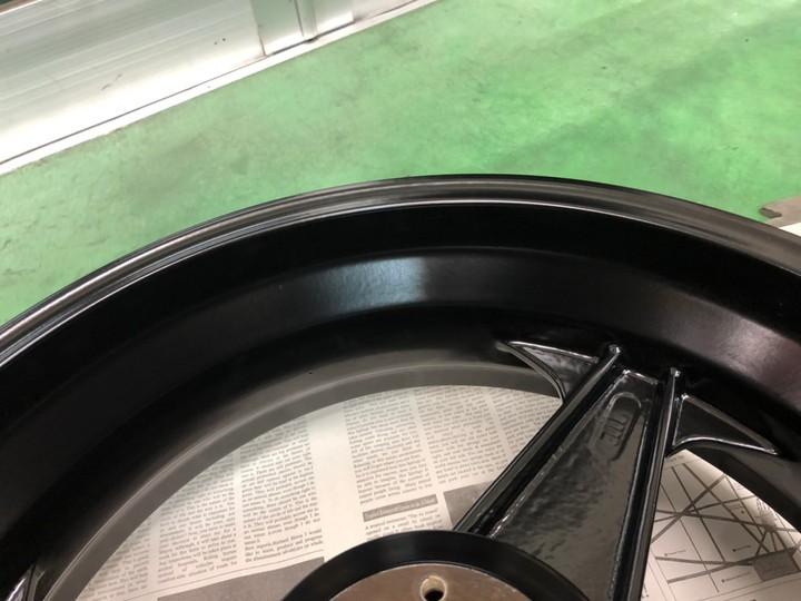 マグホイール 半艶ブラック      参考価格¥85000~