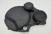 ZRX クラッチカバー          結晶塗装ブラック          参考価格¥12000~