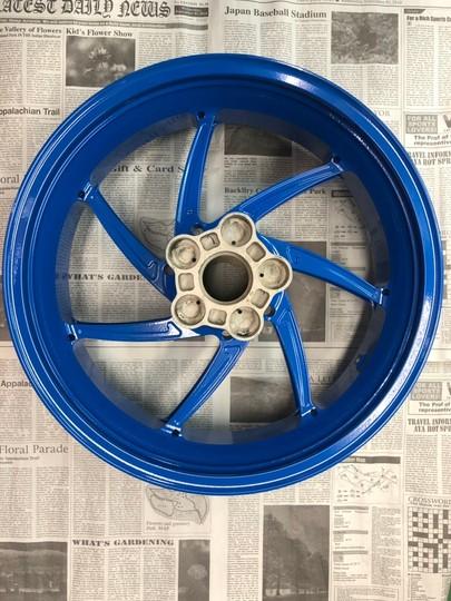 マルケジーニ マグホイール ブルー  (1coat)   参考価格¥45000~