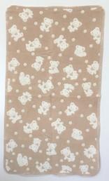 オーガニックコットンベビー敷綿毛布(MOS300)3