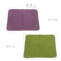 膝掛け 毛布2