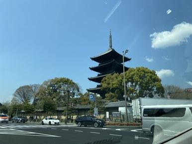 京都へ。。。