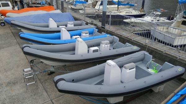 新艇(在庫艇)ご購入の流れ