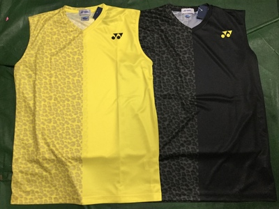 JAPAN BADMINTON TOP LEAGUE COLLECTION ゲームシャツ